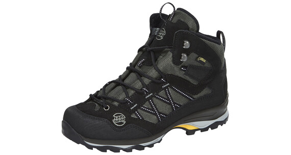 Hanwag Belorado Bunion Mid GTX Trekking Shoes Women schwarz